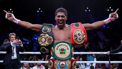 Anthony Joshua to defend his titles against Oleksandr Usyk in September