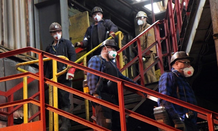 Górnicy zażądali dymisji ministra aktywów Jacka Sasina