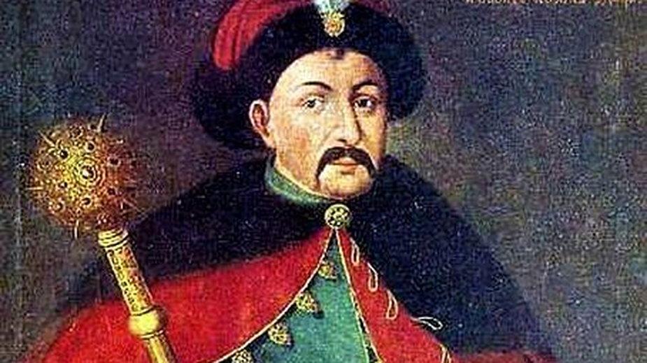 Portret Bohdana Chmielnickiego - domena publiczna