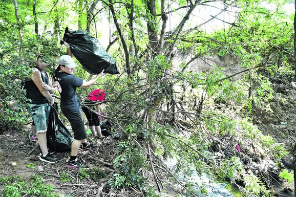 U Trsteniku će u našoj akciji biti očišćene još dve reke