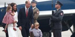 Dzieci księżnej Kate dostały w Polsce prezenty
