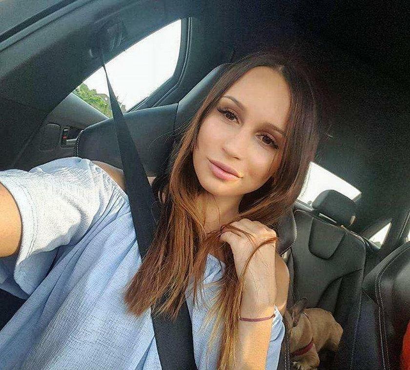 Seksowna dziewczyna Romana Szymańskiego skradła show na gali MMA