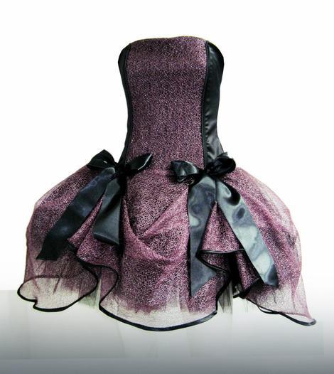 Ljubičasta haljina 14.000 RSD (Kliknite za uvećanje)