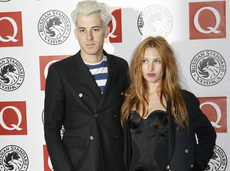 Mark Ronson i Josephine de la Baume