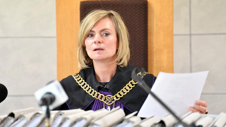 Tragedia w Suszku. Sędzia Anna Starczewska wydaje wyrok
