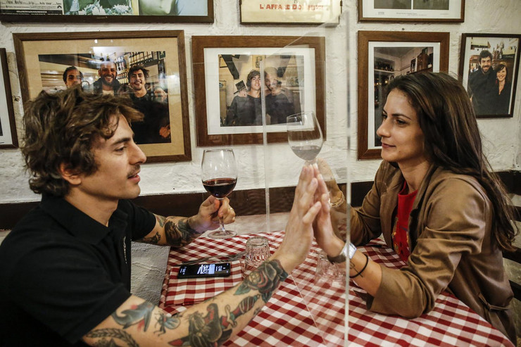 Ovako je u italijanskim kafićima, a uskoro će biti i kod nas