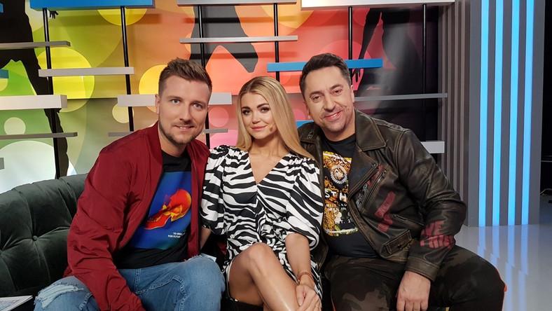 Marcin Kotyński, Edyta Folwarska, Marcin Miller