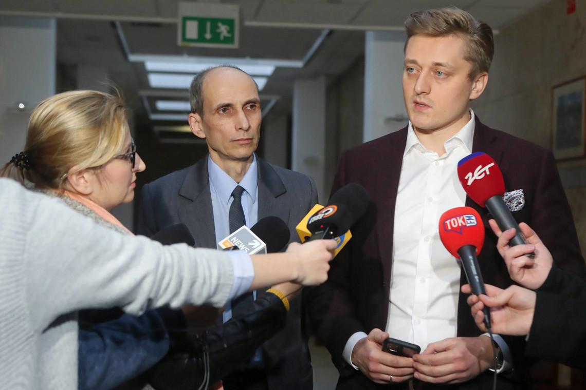 Bartosz Lewandowski, Adam Jacek