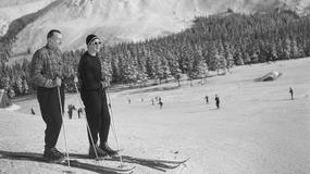 Białe szaleństwo na Podhalu. Tak się dawniej jeździło na nartach