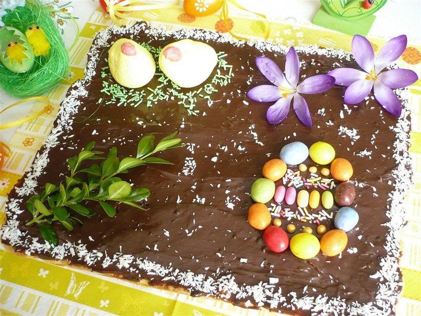 Przepis na Wielkanocny mazurek