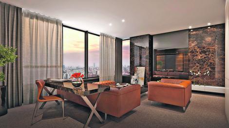 Novi apartmani biće luksuzno opremljeni