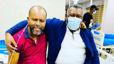 Pete Edochie's son says he spent over N6m to treat COVID-19