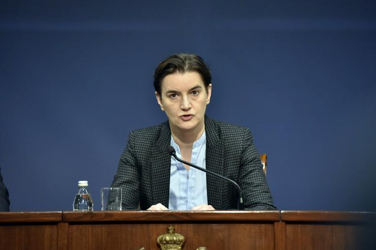 Ana Brnabić konferencija
