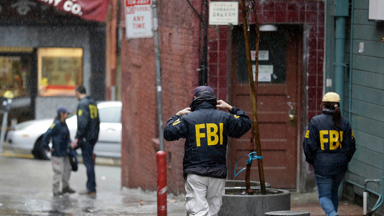 The six accused were apprehended in a coordinated operation with the Federal Bureau of Investigation (FBI) [Business Insider USA]