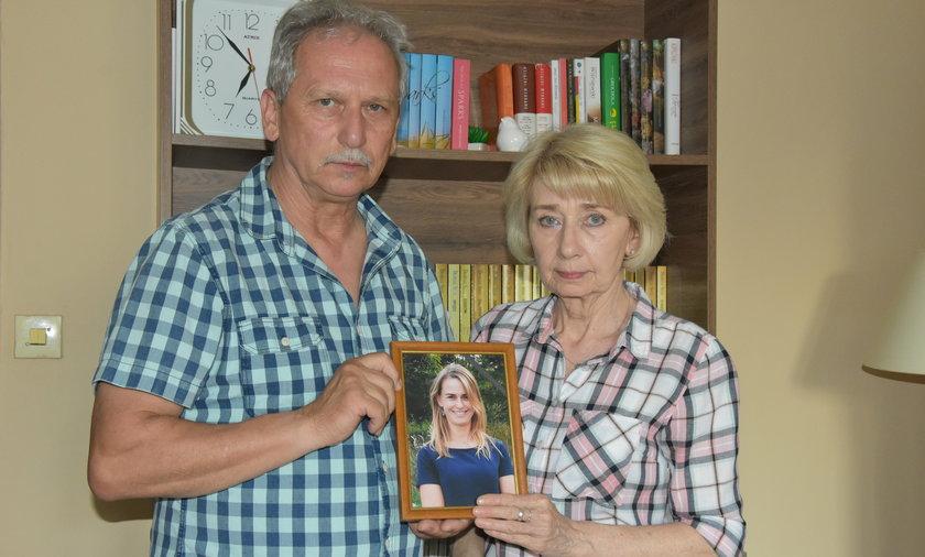 """Rodzice zamordowanej Agnieszki przerywają milczenie. """"Zabrał nam jedyne dziecko!"""""""