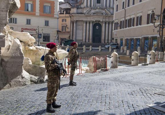 Puste italijanske ulice