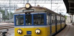 4-latka wypadła z pociągu. Rodzice pijani!