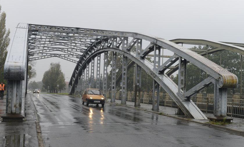 Remont Mostów Jagiellońskich we Wrocławiu