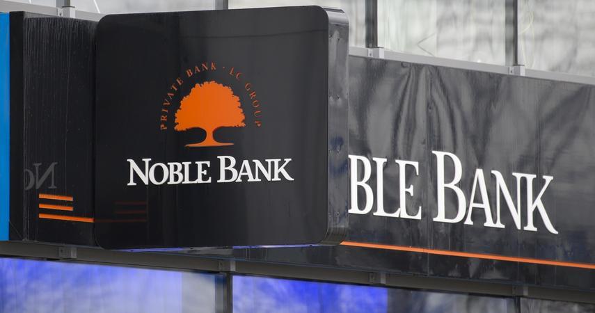 70ae736c37473 Zysk netto Getin Noble Banku przypadający akcjonariuszom jednostki  dominującej w IV kwartale 2016 roku wyniósł 1,3 mln zł - wynika z obliczeń  PAP na ...