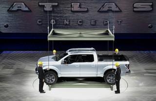 Rekordowy popyt na pick-upy wypycha zyski Forda w górę