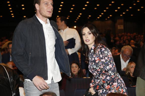 Borka Tomović i Novica Bjelica