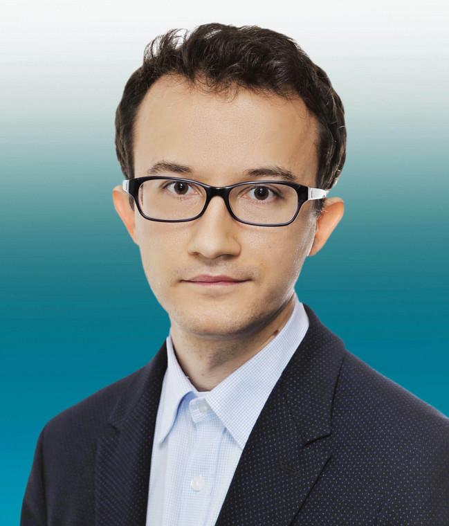 Marcin Szwed, doktor nauk prawnych, adiunkt w Katedrze Prawa Konstytucyjnego WPiA UW, prawnik w Programie Spraw Precedensowych Helsińskiej Fundacji Praw Człowieka  fot. Materialy prasowe