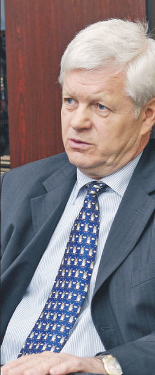 Jacek Kwiatkowski, prezes Zakładu Doskonalenia Zawodowego w Katowicach Fot. Tomasz Jodłowski