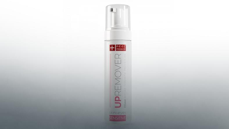 UpRemover Sensitive Skin Peel Mission