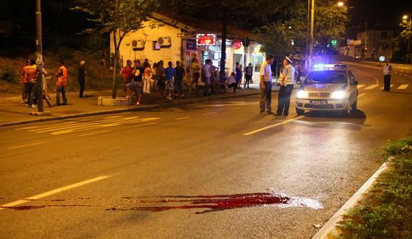 Sin vlasnika TVPInk, Aleksandar Mitrović džipom izazvao nesreću u Ustaničkoj ulici u kojoj je poginula Andrea Bojanić(17)