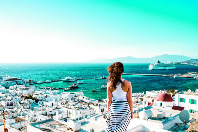 Mikonos je omiljeno letovalište svetskog džet-seta, kao i ostrvo na kojem će vas pozdraviti vetrenjače
