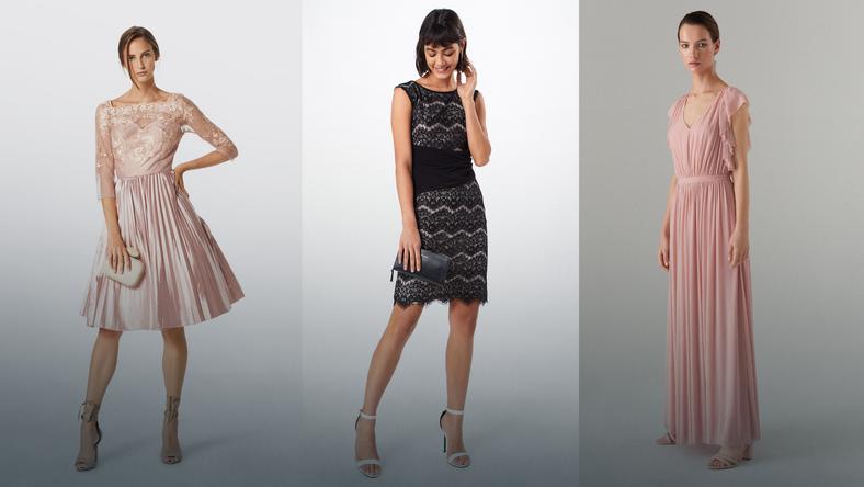 d955a6ab40 Trendy w modzie weselnej 2019 - Moda