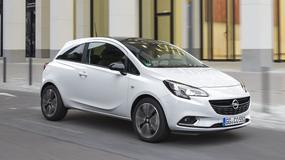 Opel Corsa z fabryczną instalacją LPG