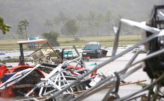 373 zabitych i 128 zaginionych. 'Indonezja nie ma systemu wczesnego ostrzegania przed tsunami'