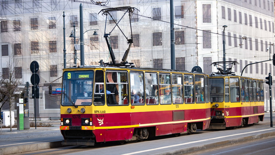 Łódź: zmiany w komunikacji. Tramwaje przestaną dojeżdżać na Zdrowie