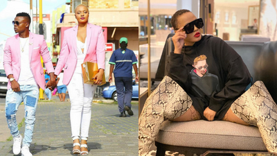 She wanted to sleep with Diamond- Harmonize reveals why he dumped ex-lover Jacqueline Wolper