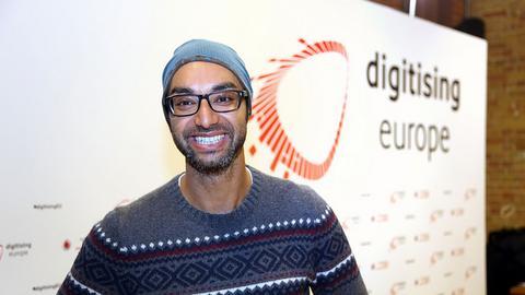 Dr Ijad Madisch, założyciel i CEO ResearchGate