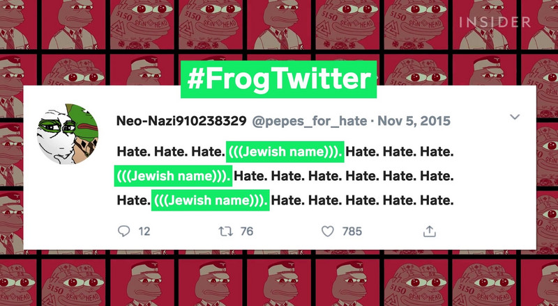 How this frog meme became a symbol of hope and hate