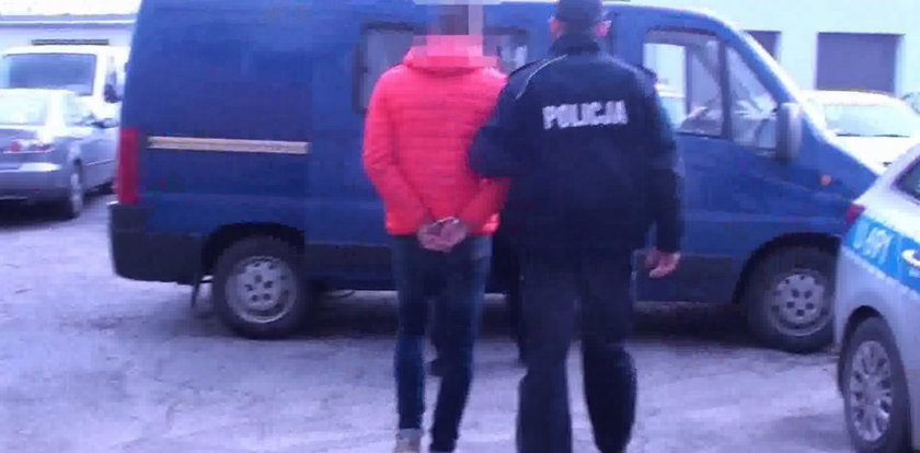 Napadli na pracownicę kantoru i ukradli jej 100 tys. zł