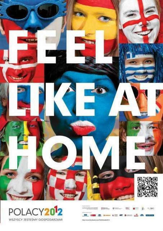 Reklama Euro Feel like at home