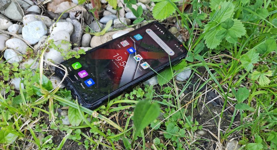 Outdoor-Smartphone Doogee S95 Pro im Test