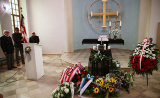 Jerzy Pilch został pochowany w Kielcach