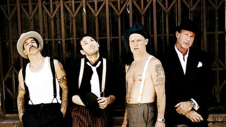 Red Hot Chili Peppers pracują z Danger Mouse'em