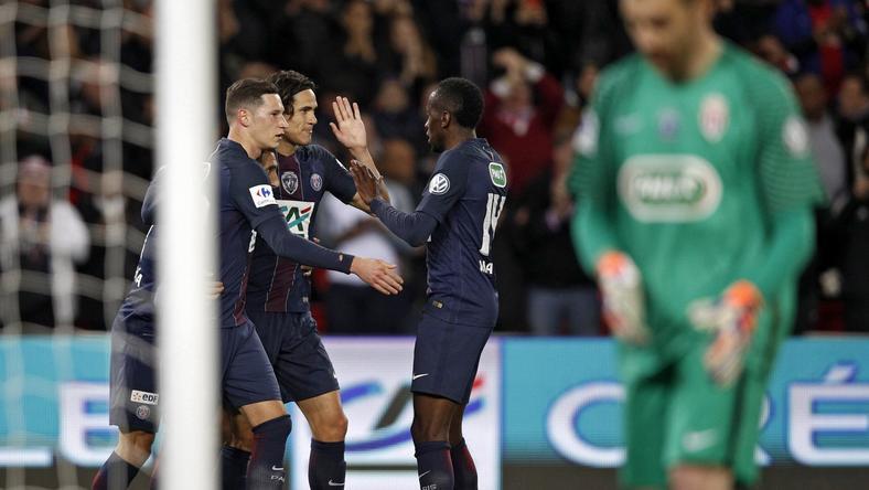 f2cca7c4b Puchar Francji: PSG w finale, rezerwy AS Monaco na kolanach - Piłka ...
