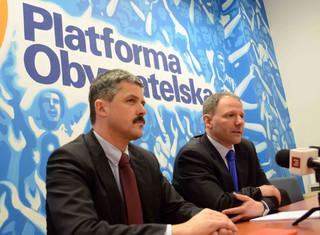 Ciąg dalszy afery w Wałbrzychu: partyjne struktury PO w mieście rozwiązane