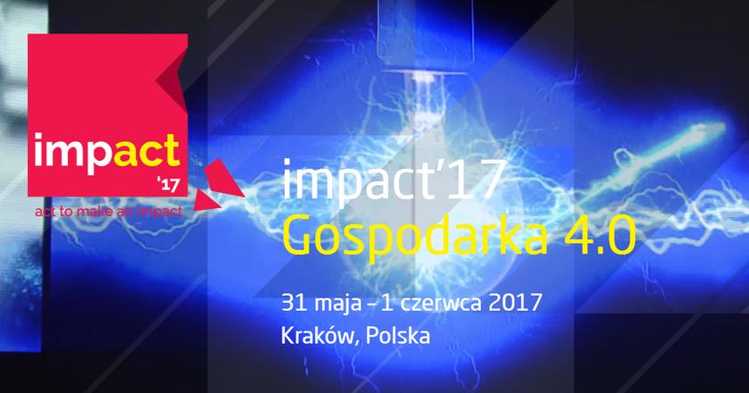 Impact '17 to wydarzenie poświęcone gospodarce przyszłości