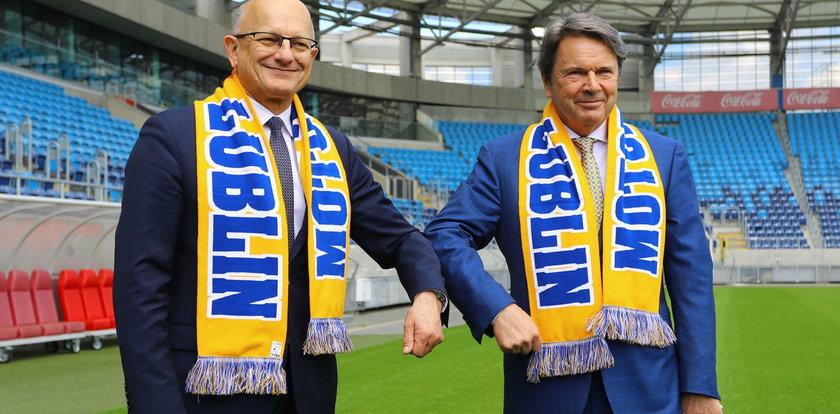 Miliarder kupuje klub. Motor Lublin będzie miał nowego właściciela