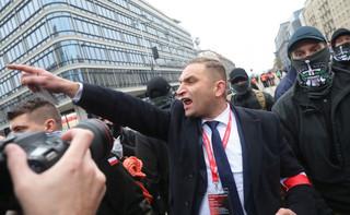 Bąkiewicz: Wnioski o delegalizację Marszu Niepodległości bez podstaw prawnych, to wrogość wobec idei patriotycznej