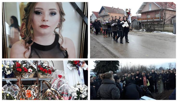 KOMBO Marijana Kocić sahrana 2