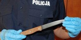 Były mąż dźgnął ją nożem, bo chciała wyjść z domu