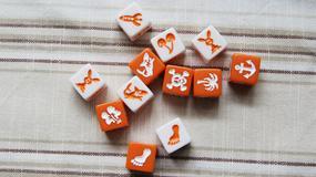 Kostki zostały rzucone - idealna gra planszowa dla małych i dużych